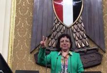 فايقة فهيم- عضو مجلس النواب