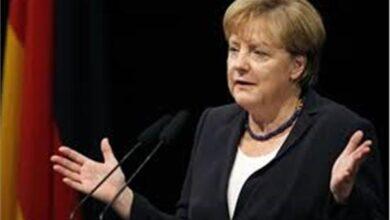 أنجيلا ميركل- المستشارة الألمانية