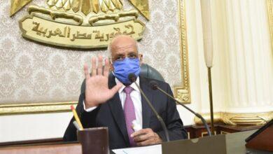 علي عبدالعال- رئيس مجلس النواب
