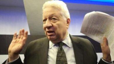 مرتضى منصور- رئيس نادي الزمالك