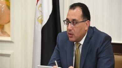 مصطفى مدبولي- رئيس الوزراء