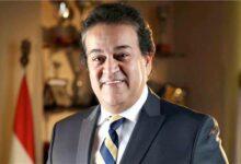 خالد عبدالغفار- وزير التعليم العالي